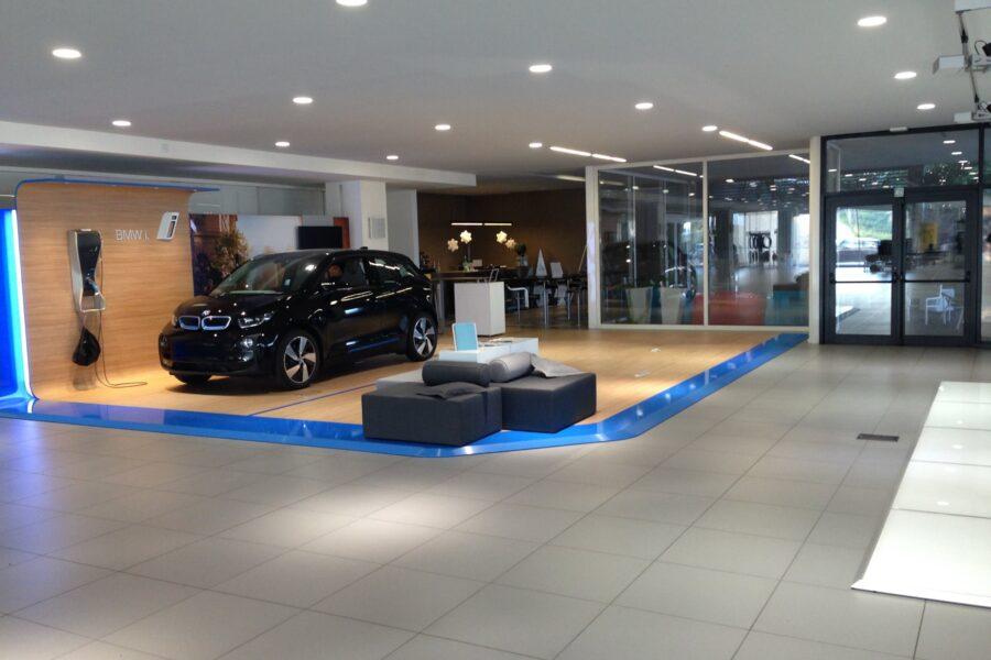 Concessionario BMW – Cascioli (San Benedetto del Tronto)