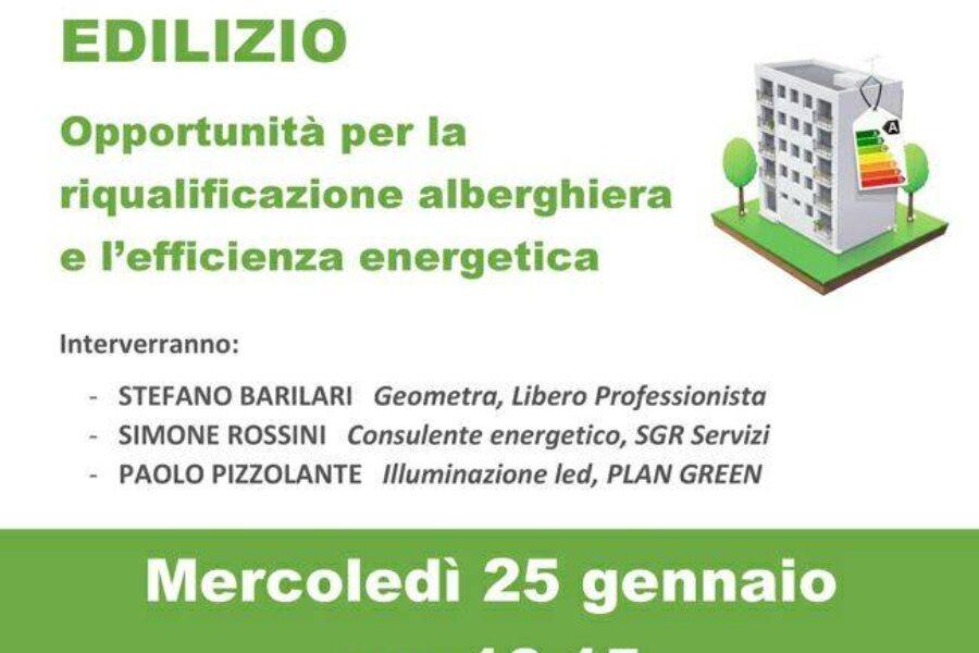 Efficientamento e agevolazioni per Hotel a Riccione