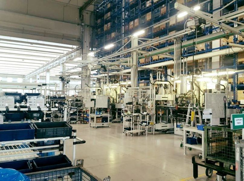 DANA Motion Systems Italia S.r.l. (RE)