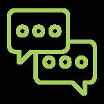 Fornisce informazioni a clienti o utenti in un modo attraente e diverso