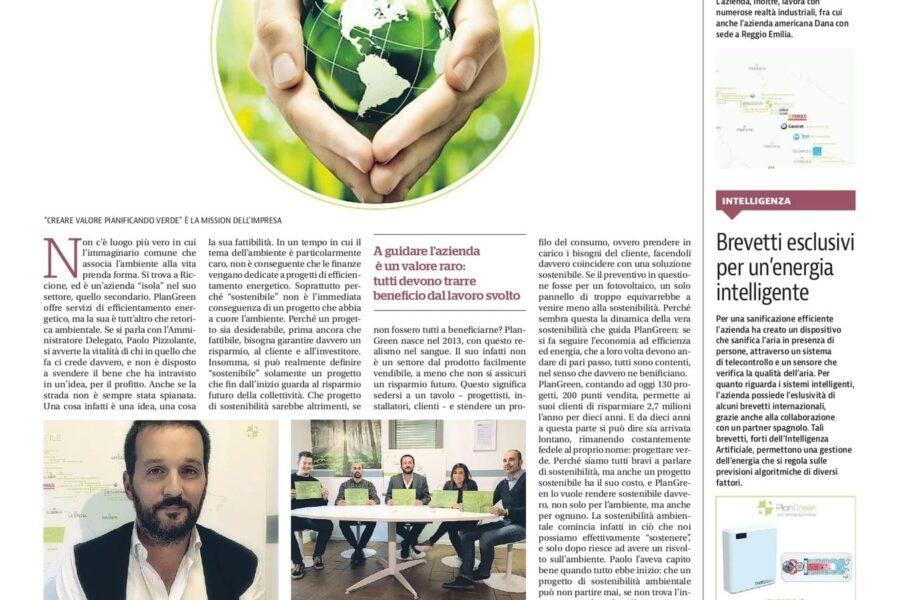 Efficienza, energia ed economia Così si realizza il progetto perfetto – Repubblica Bologna – Giugno 2021